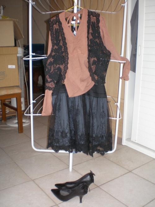 tenue habillée