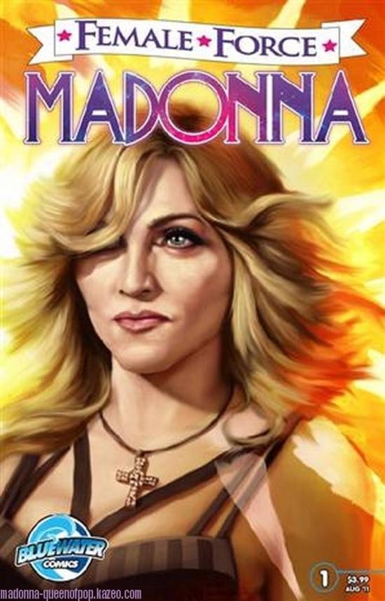female force-madonna