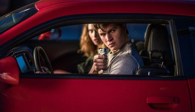 [UHD Blu-ray] Baby Driver