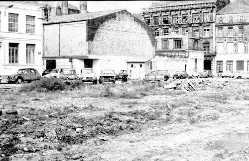 Rue Charost coupée, rue de la Villa et Nationale disparues
