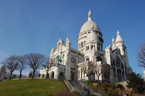 Destination Montmartre---France