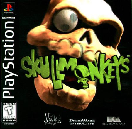 Skullmonkeys 9/10