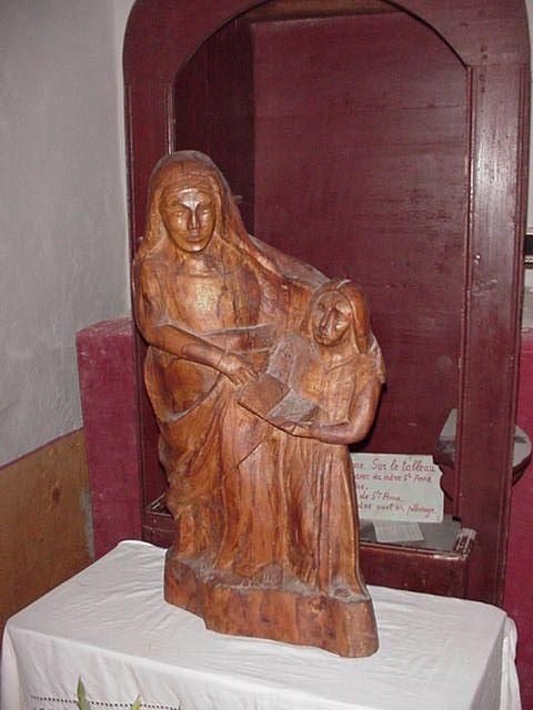 Saint Martin Vésubie : Le sanctuaire de la Madone de Fenestres