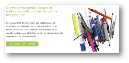 Une nouvelle vie pour vos feutres et stylos !