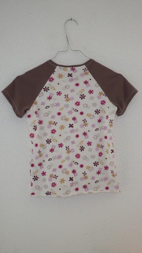 Un tee shirt pour la garde robe d'été