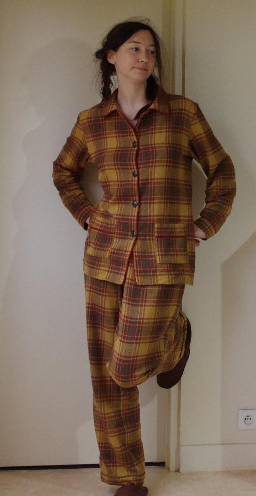véritable prix fou découvrir les dernières tendances Dessinez-moi un pyjama - ESSAIS & ERREURS