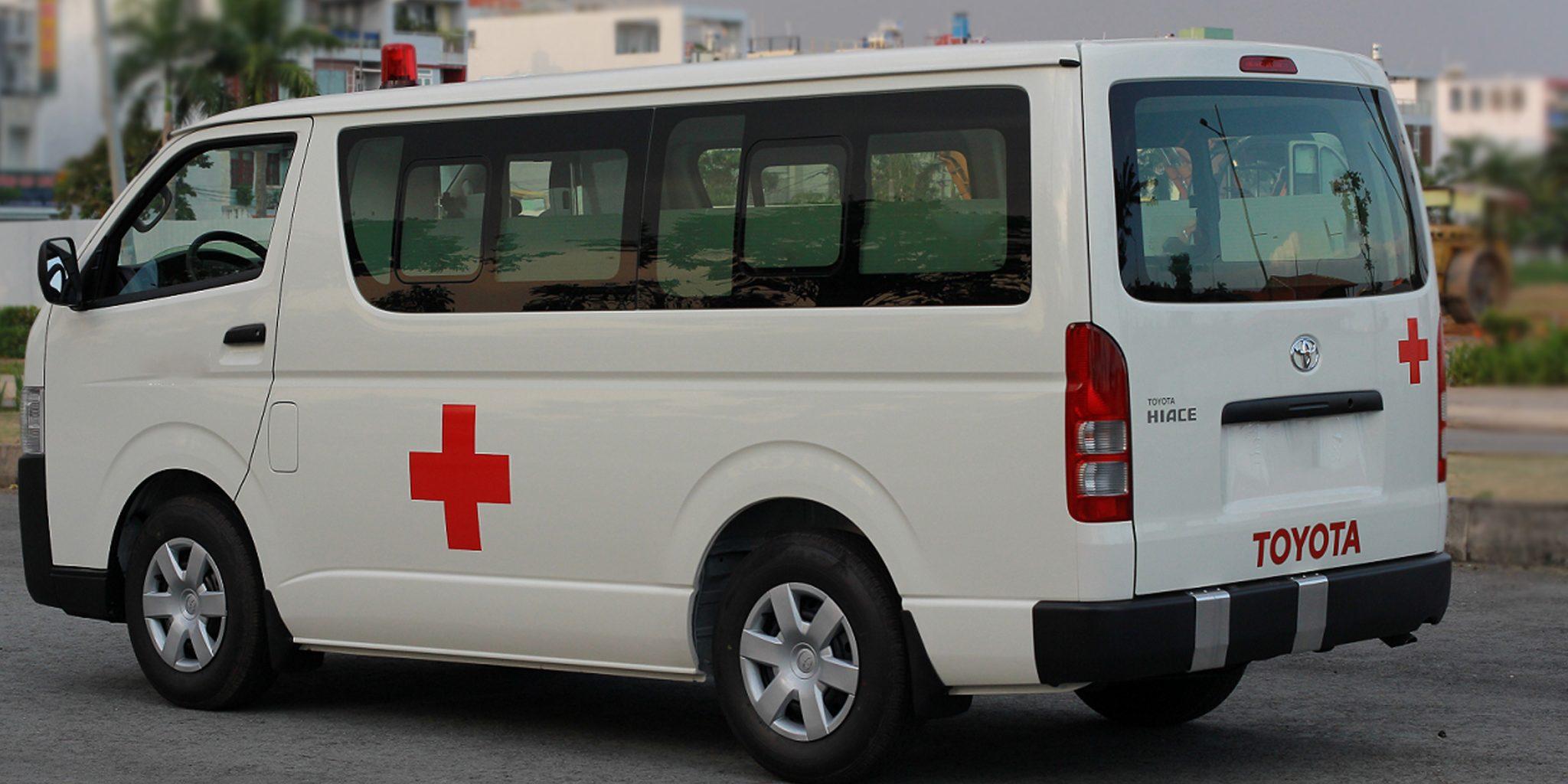 Brad Womack xe cấp cứu bệnh nhân không thực sự được đưa đến bệnh viện