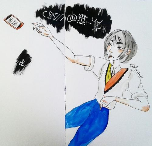 mes dessins n°80