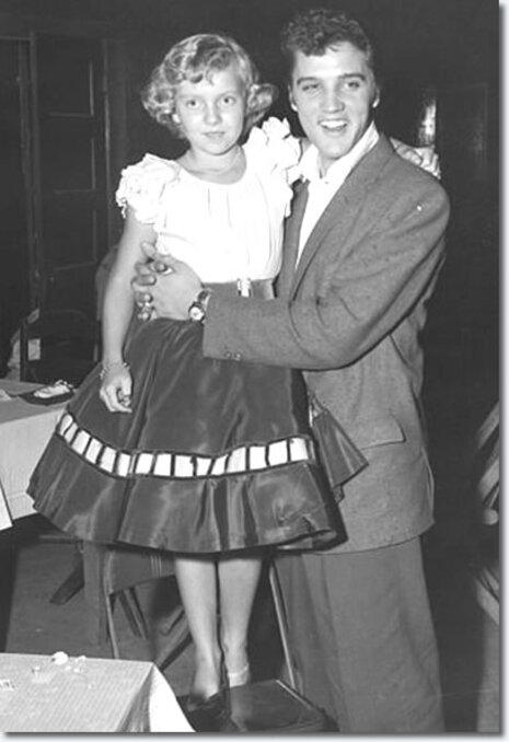 Elvis Presley | Le Cotton Club Lubbock, TX |1955