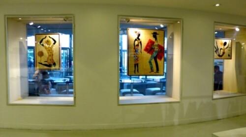 FKDL toiles de couture Primo piano Bon Marché 9
