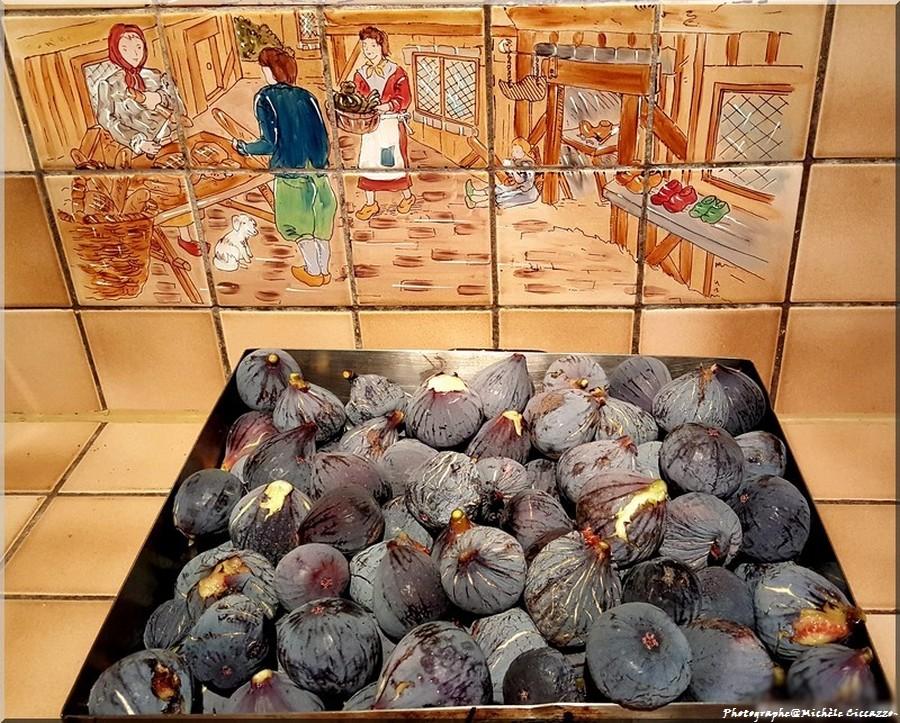 La recette de la confiture de figues varoises