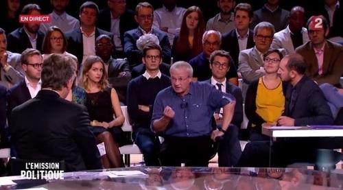 Arnaud MONTEBOURG - Jean-Pierre MERCIER : le candidat face au militant ouvrier [vidéo]