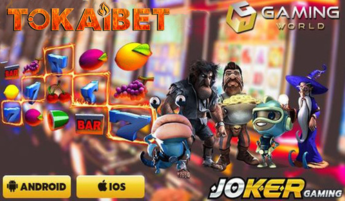 Daftar Slot Game Online Di Agen Slot Joker123 Terpercaya