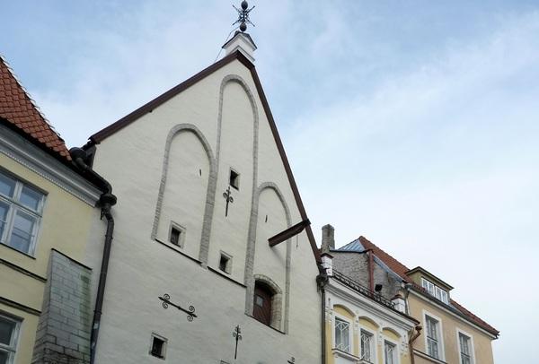 Les pays Baltes : Estonie : Jour 6 - Parnü et Tallinn