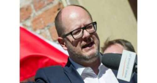Pologne: Gdansk endeuillé après le meurtre de son maire, Pawel Adamowicz