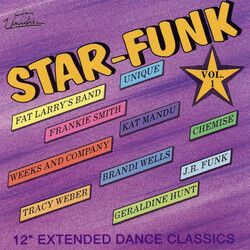 V.A. - Star Funk Vol.1 - Complete CD