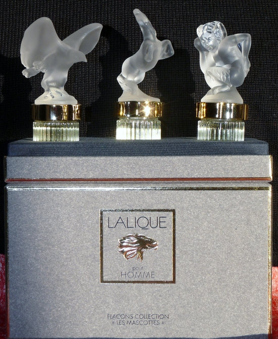 flacons collection mascottes de lalique (4)