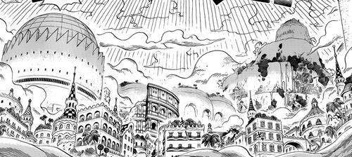 Hypothèses pour le chapitre 746 de One Piece