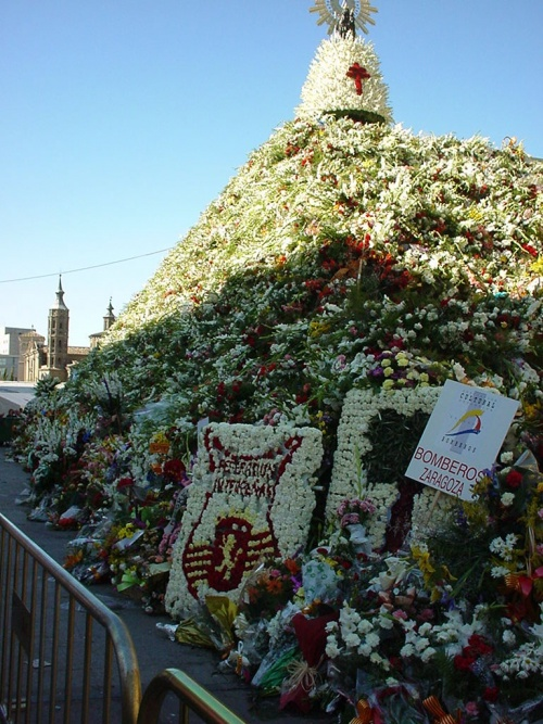 *Zaragoza : Fête Del Pilard