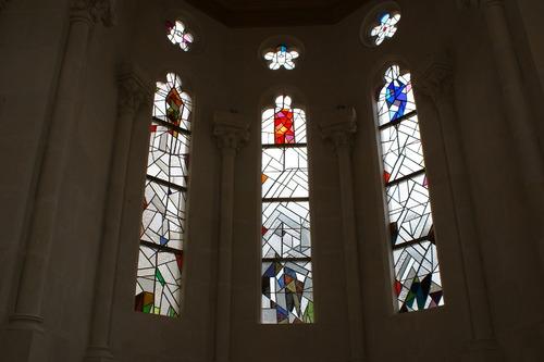 Chapelle du Rosseau