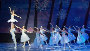 dance ballet happy new year 2020