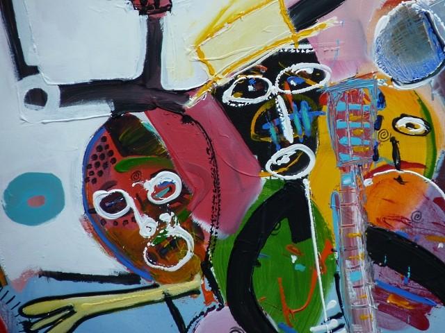 Artiste de rue à Metz 7 Marc de Metz 2011