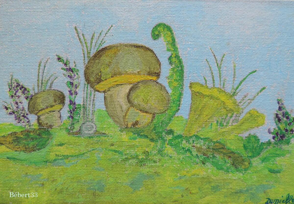 une peinture par Danielle