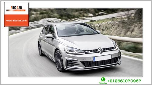 Location de voiture compacte à Casablanca – La nouvelle Volkswagen Golf 7 GTD