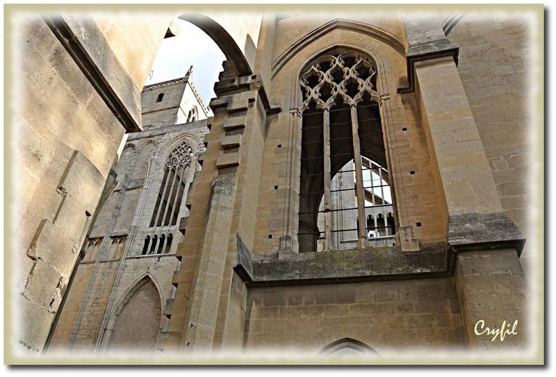 Un tour à la cathédrale