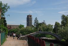 TORCELLO-LE PONT DU DIABLE