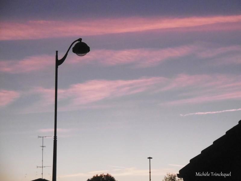 """Une balade """"au bout de ma rue"""", le 26 octobre...."""