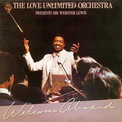 The Love Unlimited Orchestra Presents Mr. Webster Lewis - Welcome Aboard - Complete LP