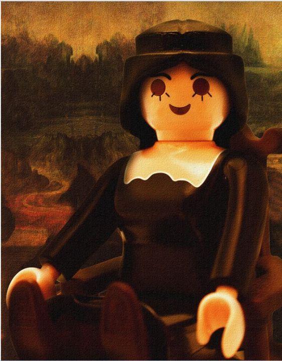EN IMAGES. Les Playmobils prennent la pose - La Parisienne: