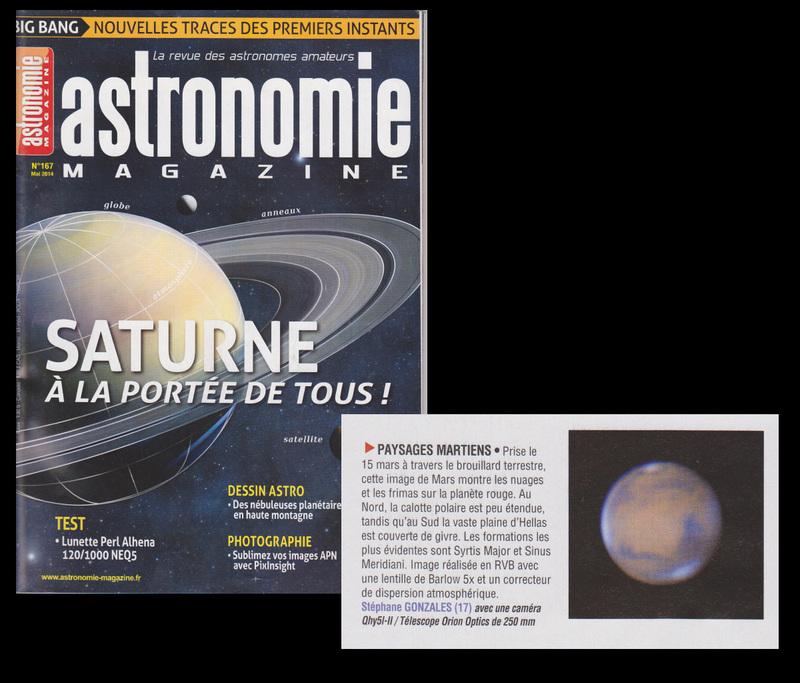 Astronmie M mai 2014