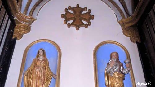 Pibrac  partie 1   L'église Sainte Marie Madeleine...