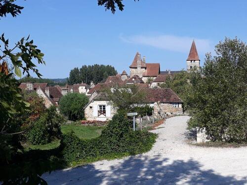 Le petit village de Martel