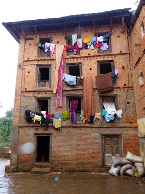 un village des environs de Nagarcot