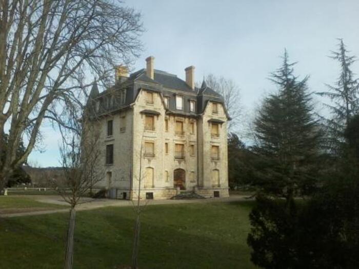 le Parc Chavat a Podensac (gironde)