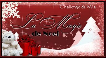 """Mon défi """"La Magie de Noël"""""""