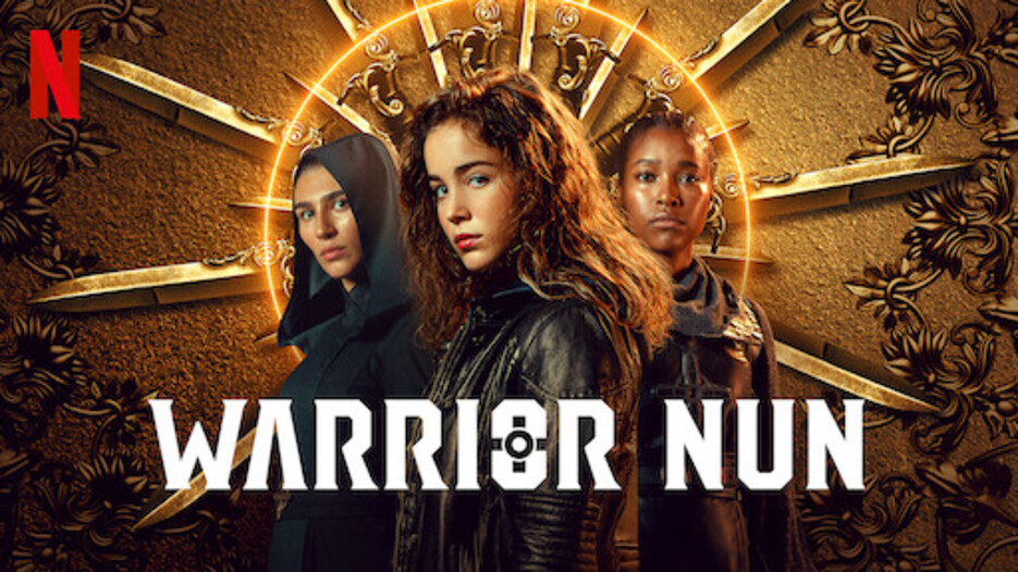 Warrior Nun | Netflix Official Site