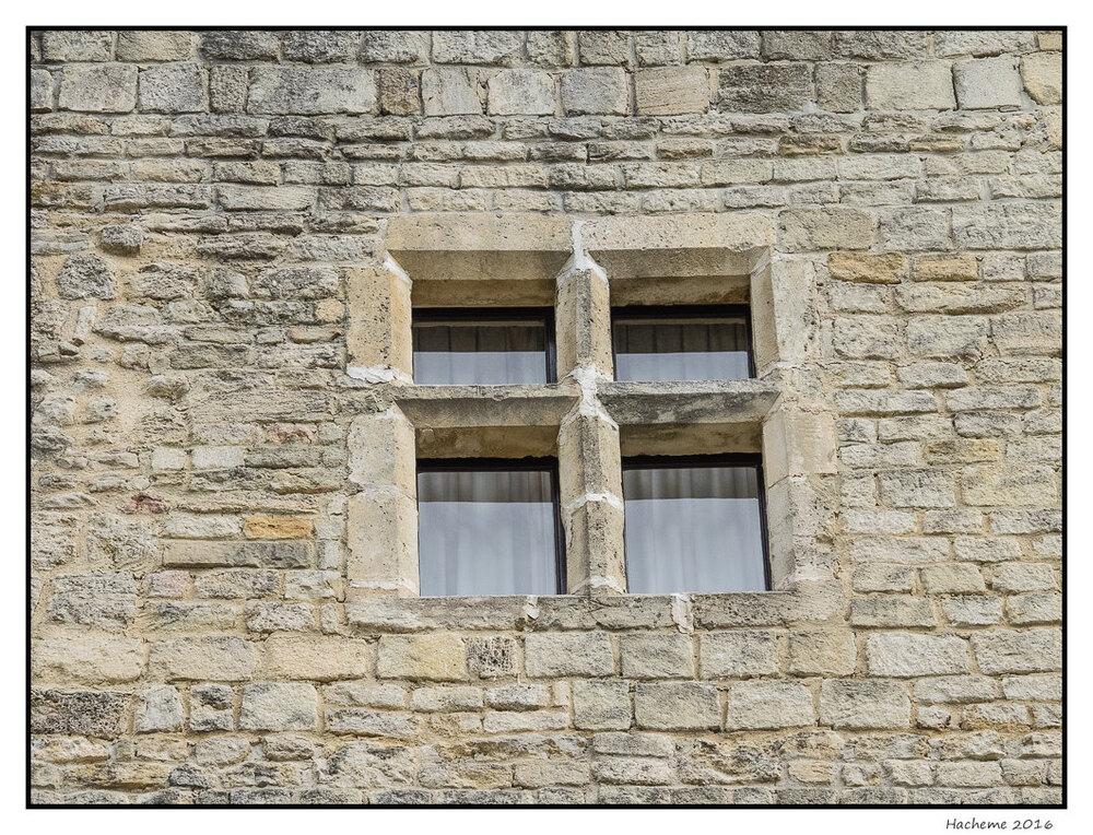 Fort supérieur, façade nord