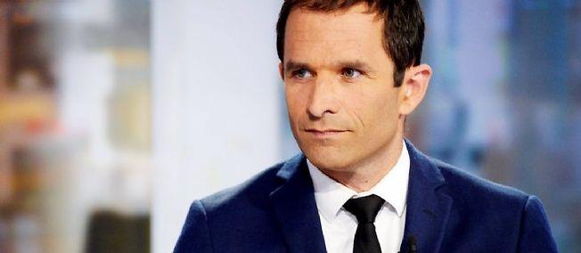 L'ex-ministre (PS) de l'Éducation nationale Benoît Hamon.