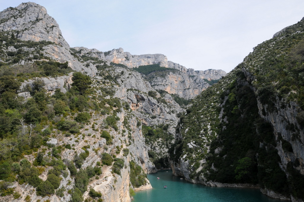Les Gorges du Verdon...suite