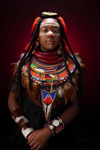 Ethnique et artistique ...