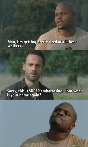 The Walking Dead memes 5