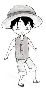 Mini Luffy