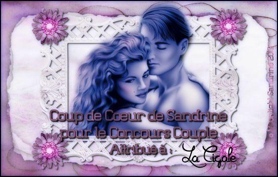 ♥ Prix du Concours Couple ♥