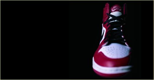 half off 826cb 52f37 Les Air Jordan I du All-Star Game 1985 aux enchères - - Keep flying with Him