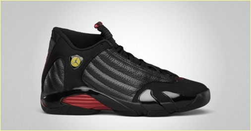 "Air Jordan XIV Retro ""Last Shot"""