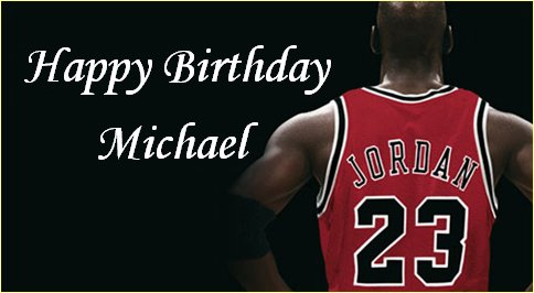 Happy Keep With Michael Birthday Flying Him 6f7gyb